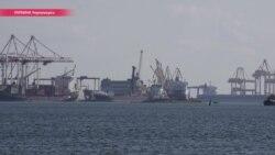Шелковый путь под угрозой срыва из-за путаницы в порту Черноморска