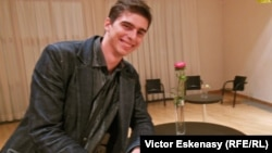 Studentul Ion Storojenco la Academia Kronberg în Germania