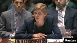 سامانتا پاور، نماینده ایالات متحده در سازمان ملل
