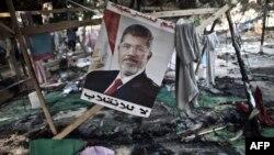 Мухаммед Мурсинин бийлиги бир ай мурда эле кулатылган болчу