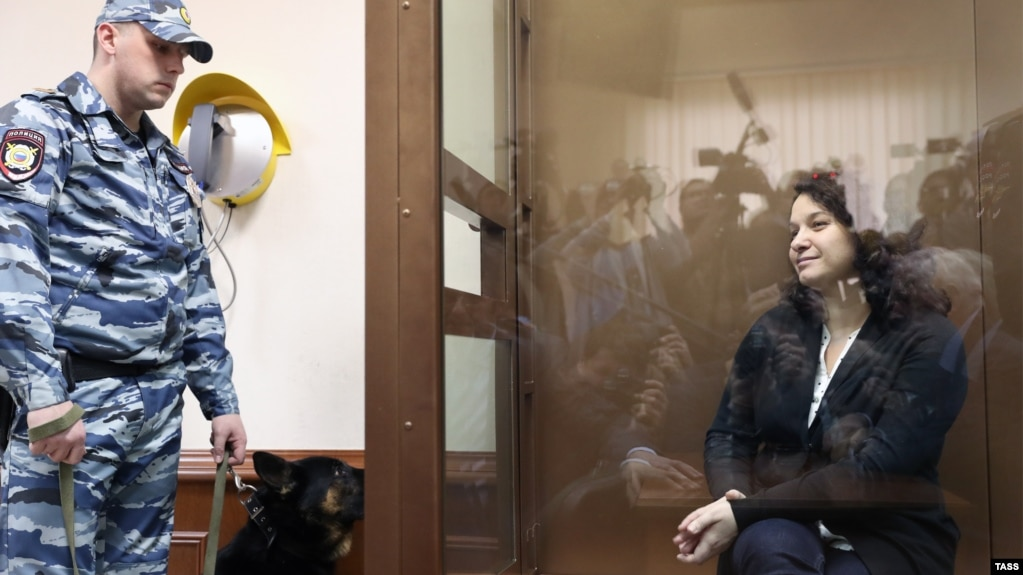 Мосгорсуд освободил из-под стражи врача Елену Мисюрину до вступления в силу ее приговора