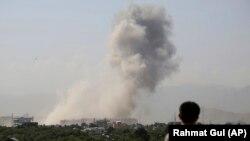 Один із попередніх вибухів у Кабулі – 1 липня 2019 року