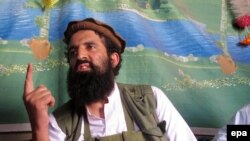 Shahidullah Shahid, the spokesman of Tehrik-e-Taliban Pakistan