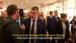 «Украина одна не справится»: Зеленский о деоккупации Крыма (видео)