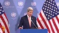 John Kerry: lumea e mai sigură după ce Iranul s-a conformat acordului nuclear