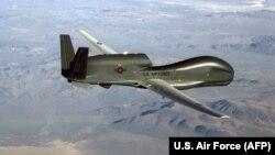 Revolucionarna garda Irana saopštila je u četvrtak da je oborila američku bespilotnu letelicu. Na slici RQ-4 Global Hawk