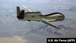 ABŞ-ın RQ-4 Global Hawk dronu.