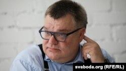 Віктар Бабарыка, архіўнае фота