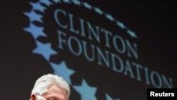 "Bivši predsednik SAD Bil Klinton govorio u toku ""Amerika na raskršću: Dejtonski sporazum i dipomatija na početku 21. veka"" panel diskusije u Njujorku, 09. februar 2011."
