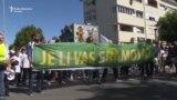 Protest za spas ekološke Crne Gore