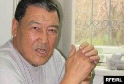 Политик Балташ Турсумбаев.