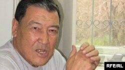 Политик Балташ Турсумбаев, бывший министр сельского хозяйства Казахстана.