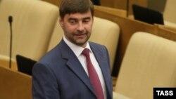 Депутат Державної думи Росії Сергій Железняк
