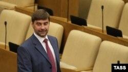 Депутат Госдумы России Сергей Железняк