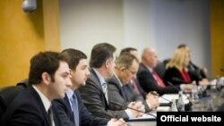 Foto ilustruese - Një nga mbledhjet e kabinetit qeveritar të Kosovës.