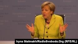 Ангела Меркель, архівне фото