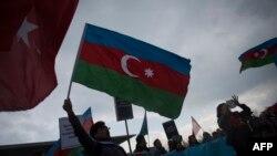 Азербайжандын желеги