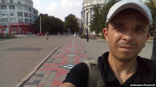 Сергей Мирошниченко, волонтер