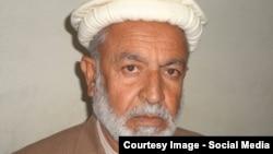 لیکوال، شاعر، محقق او کویټه کې د پښتو اکیډمۍ مشر سید خیر محمد عارف