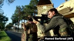 Борби меѓу владините сили и талибанците во градот Херат