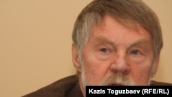 Kazakh Russian community leader Yury Bunakov