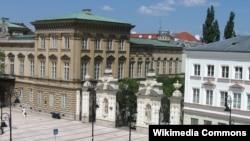 Varşavadan bir görüntü