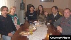 Dražana nakon povratka u Tomislavgrad
