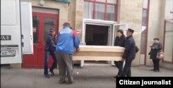 30 сентябр куни Фаррух Насипов жасади Домодедово аэропортидан жўнатилди