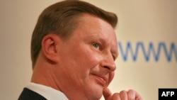 Россия президенти маъмурияти бошлиғи Сергей Иванов.