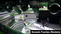 Новинна студія в RT France, підрозділу російської телекомпанії RT