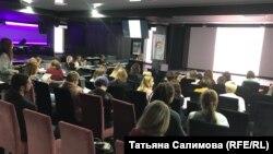 Кинопоказ в Томске