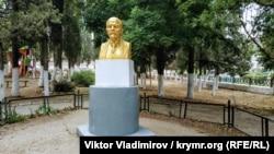 Бюст Ленину, архивное фото