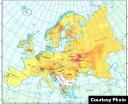 Беларусь у асяродку радыяцыйнага забруджаньня