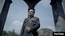 Кадр из фильма «Гарегин Нжде»