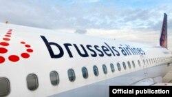 «Բրասլզ Էըրլայնզ» ավիաընկերության օդանավ, լուսանկարը՝ ՀՀ ԱԳՆ-ի