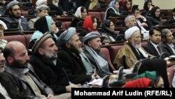 د افغانستان د ولسي جرګې ناسته.