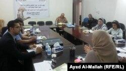 إجتماع لمناقشة الخطة الوطنية لحماية المرأة