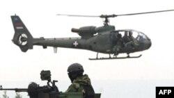Vojna vežba Vojske Srbije, ilustrativna fotografija