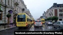 Тбилисские пробки