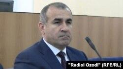 Генеральный прокурор Таджикистана Юсуф Рахмон