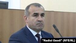 Юсуф Рахмон, Генеральный прокурор Таджикистана
