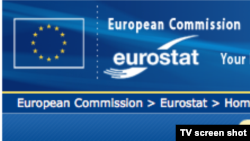 Eurostat, the statistical office of the European Union logo