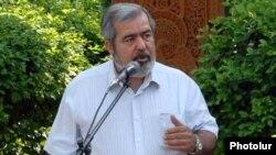 Armenia -- Hrant Markarian, a leader of the Armenian Revolutionary Federation party.