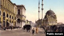 استانبول در آخرین دهه قرن ۱۹
