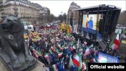 MEK rally in Paris