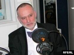 Художественный руководитель ГЦСИ Леонид Бажанов