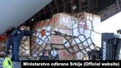 Turska pomoć u borbi protiv korona virusa stigla u Srbiju