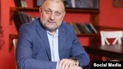 Джамбулат Умаров, министр Чечни по национальной политике, внешним связям, печати и информации
