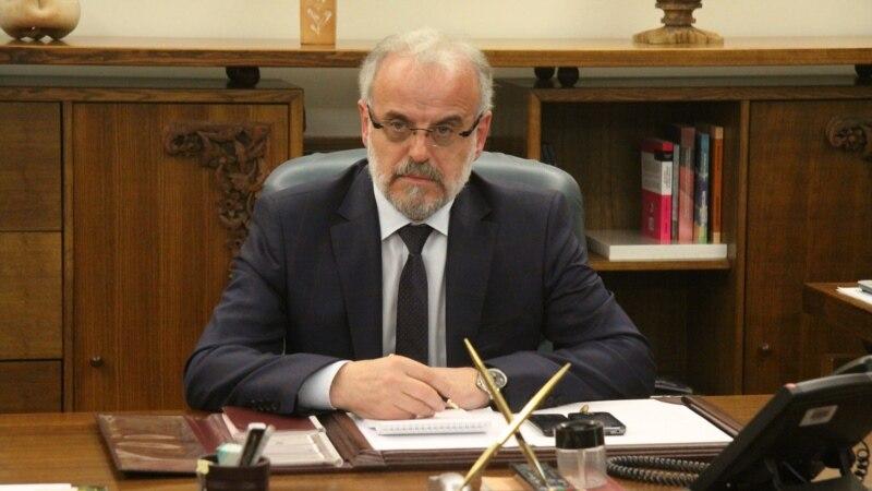 Спікер парламенту Македонії просить президента визнати нову депутатську більшість