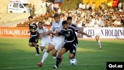 «Qarabağ» - «Honka» qarşılaşması. Bakı, 6 avqust 2009